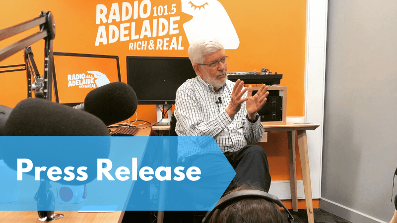 Press Release: C44 Adelaide Releases Broadcast Radio Australia Series