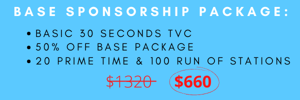 Channel 44 base sponsorship special