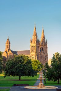 Andrey Moisseyev - St Peters Cathedral Adelaide City
