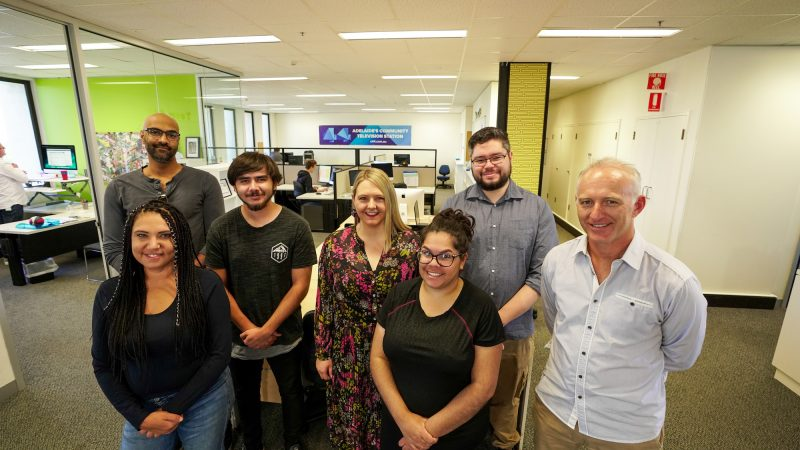Inaugural First Nations interns join C44